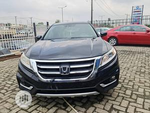 Honda Accord CrossTour 2014 EX-L Black | Cars for sale in Lagos State, Ojodu