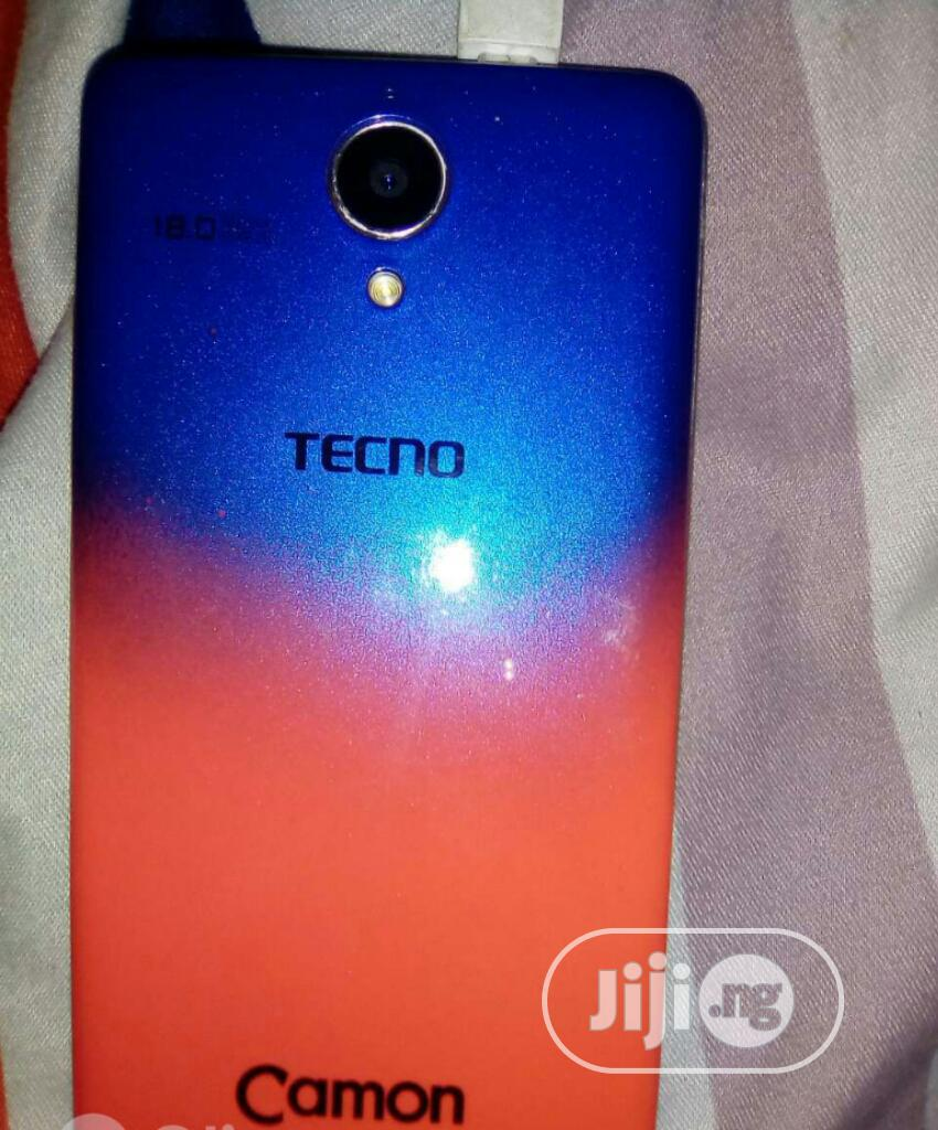 Tecno A7 32 GB Black | Mobile Phones for sale in Alimosho, Lagos State, Nigeria