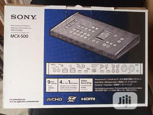 Sony Mcx-500 Multi Camera Video Mixer | Audio & Music Equipment for sale in Lagos State, Ikeja