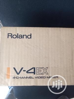 Roland V-4ex 4-channel Video Mixer | Audio & Music Equipment for sale in Lagos State, Ikeja
