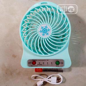 Mini Rechargeable Fan2 | Home Appliances for sale in Ogun State, Ado-Odo/Ota