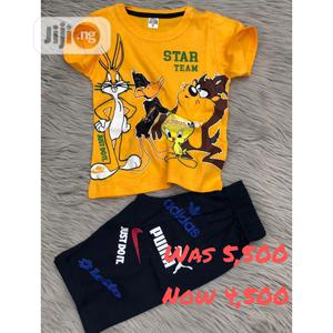 Tees and Shorts on Sale | Children's Clothing for sale in Abuja (FCT) State, Gwarinpa