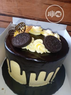 Chocolate Drip Buttercream Cake | Party, Catering & Event Services for sale in Oyo State, Ibadan