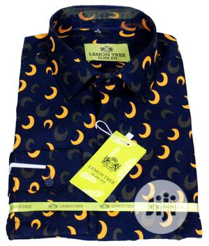 Mens Designers Vintage Shirt.   Clothing for sale in Lagos State, Apapa