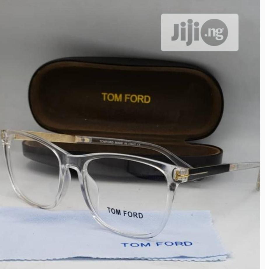 Tomford Transparency Sunglass For Men's