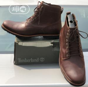Original Timberland and Caterpillar Shoes | Shoes for sale in Lagos State, Amuwo-Odofin