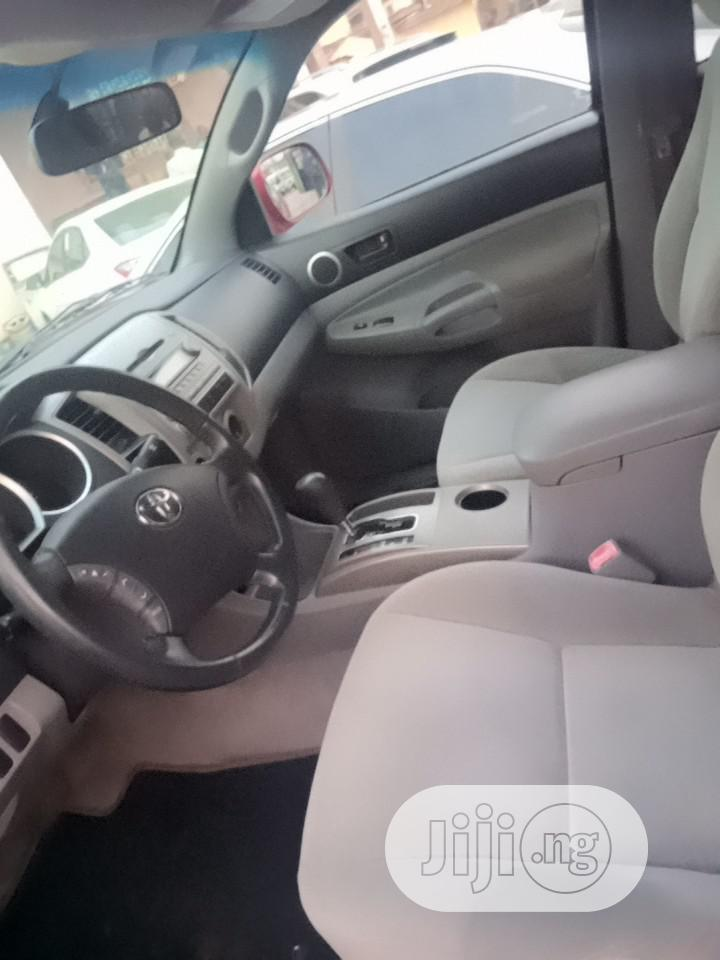 Toyota Tacoma 2007 Red | Cars for sale in Ibadan, Oyo State, Nigeria