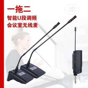 Wireless 2in1 Digital Conference Microphone System | Audio & Music Equipment for sale in Lagos State, Ogudu