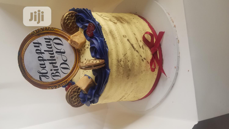 Archive: Fluffy, Yummy Cake