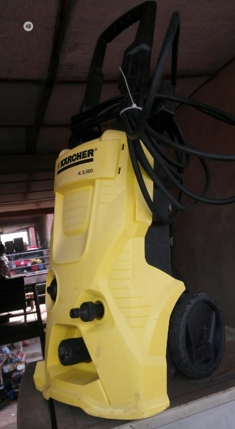 Karcher K3.5 High Pressure Washer. Car Wash Machine!