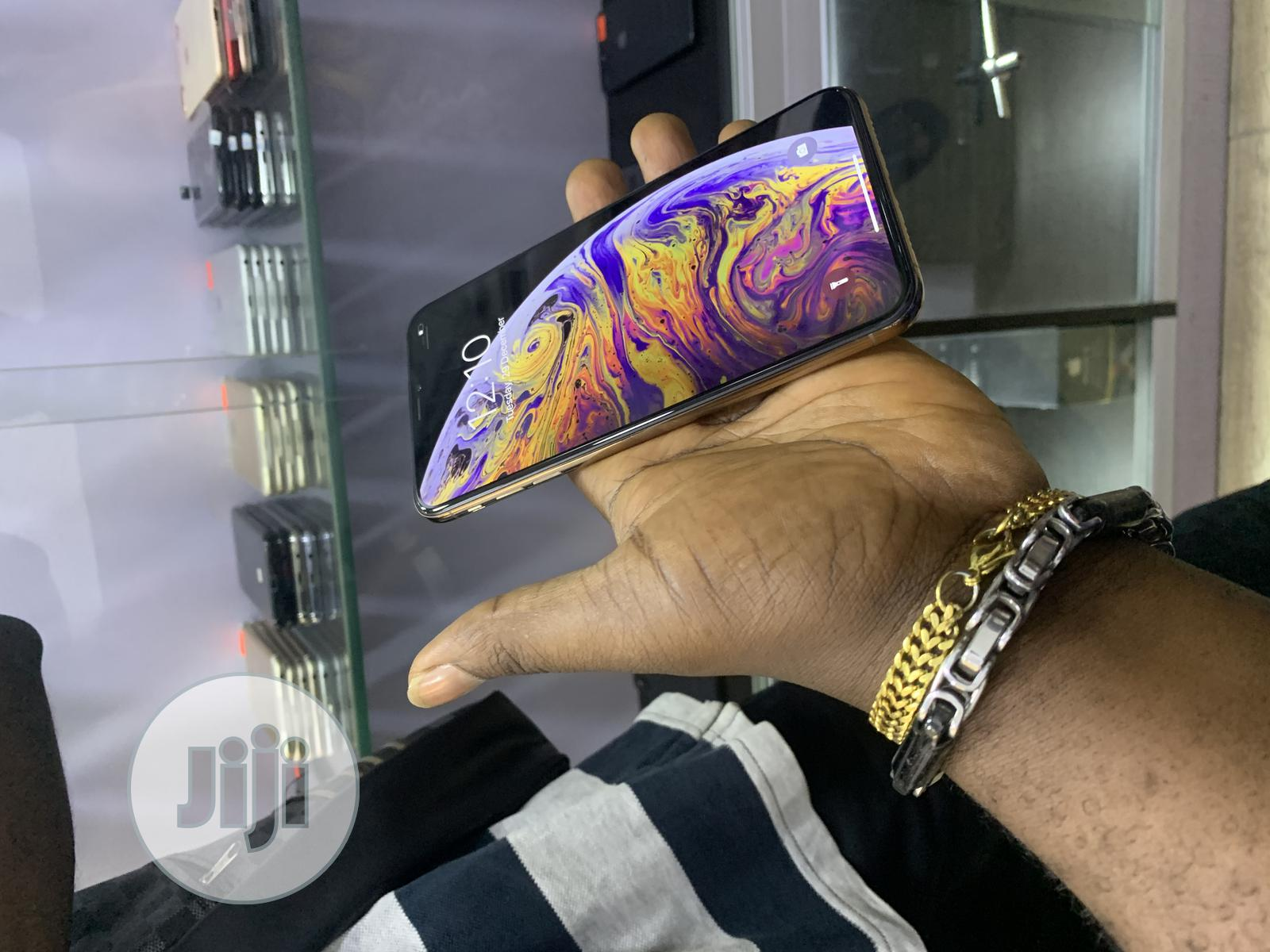 Apple iPhone XS Max 512 GB Gold | Mobile Phones for sale in Ikeja, Lagos State, Nigeria