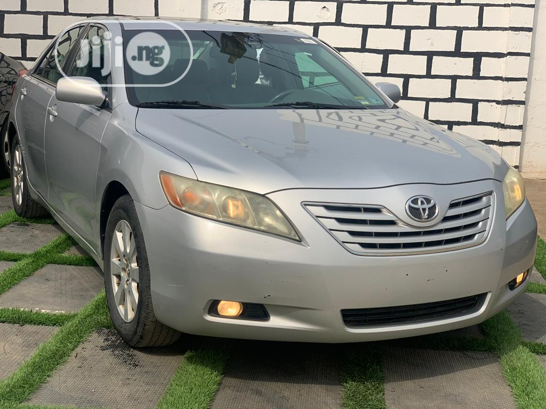 Toyota Camry 2009 Silver | Cars for sale in Ikeja, Lagos State, Nigeria