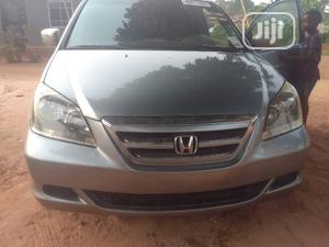 Honda Odyssey 2005 EX Automatic Silver   Cars for sale in Lagos State, Ogudu