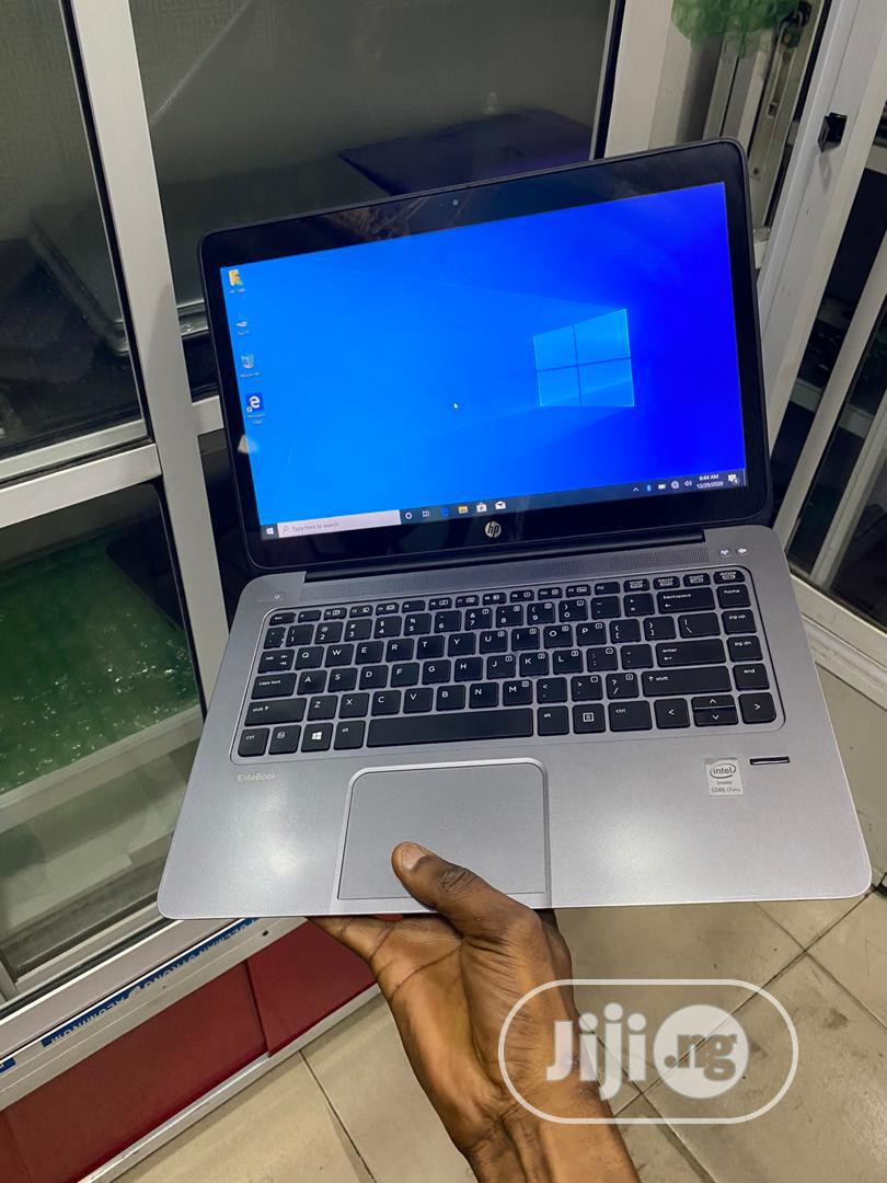 Laptop HP EliteBook Folio 1040 G2 8GB Intel Core I5 SSD 128GB   Laptops & Computers for sale in Ikeja, Lagos State, Nigeria