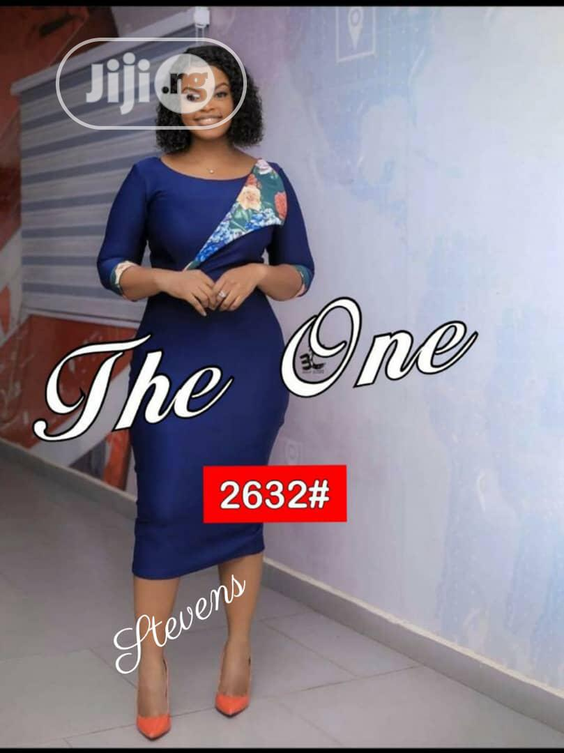 Matured Dress for Pretty Ladies Latest Gowns. | Clothing for sale in Onitsha, Anambra State, Nigeria