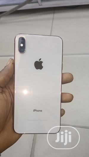 Apple iPhone XS Max 64 GB Gold   Mobile Phones for sale in Lagos State, Ikorodu
