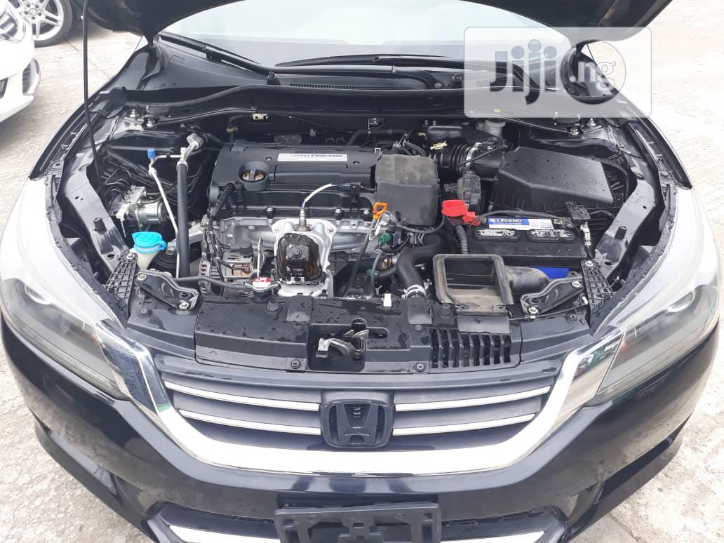 Honda Accord 2015 Black | Cars for sale in Magodo, Lagos State, Nigeria