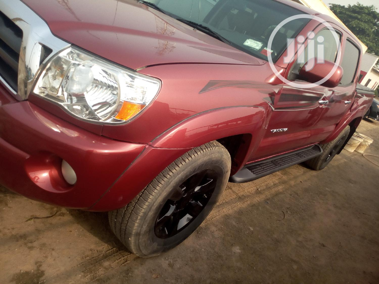 Archive: Toyota Tacoma 2007 Red