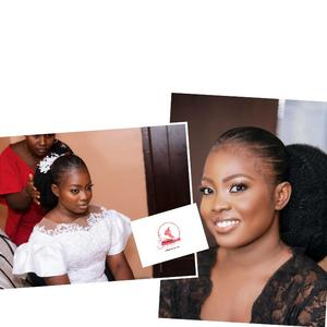 Bridal Hair With Kinky Bulk | Health & Beauty Services for sale in Abuja (FCT) State, Lugbe District
