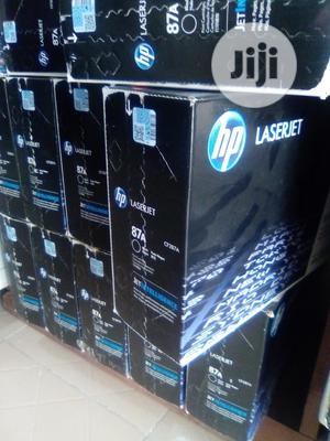 HP 87A Toner | Accessories & Supplies for Electronics for sale in Lagos State, Apapa