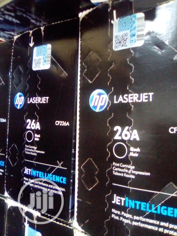 HP 26A Laserjet Toner