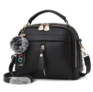 Black Designers Ladies Bag With Teddy   Bags for sale in Imo State, Owerri