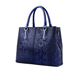 Original Blue Designers Ladies Bags With Foreign Engraving   Bags for sale in Imo State, Owerri