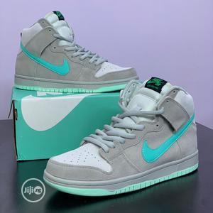 "Original Nike SB Duck High Pro ""Soft Grey"" Sneaker | Shoes for sale in Lagos State, Lagos Island (Eko)"