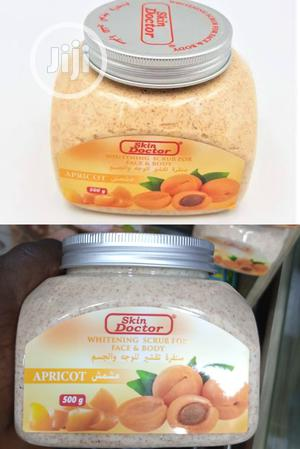 Skin Doctor Apricot Whitening Scrub For Face & Body. 500g/Ml   Skin Care for sale in Lagos State, Apapa