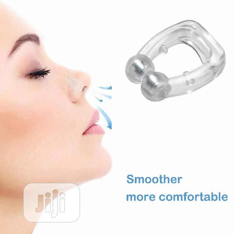Archive: Silentsnore Anti Snoring Nose Clip (Sleep Aid)