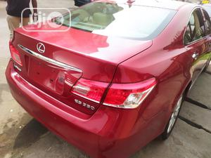 Lexus ES 2010 350 Red | Cars for sale in Lagos State, Surulere