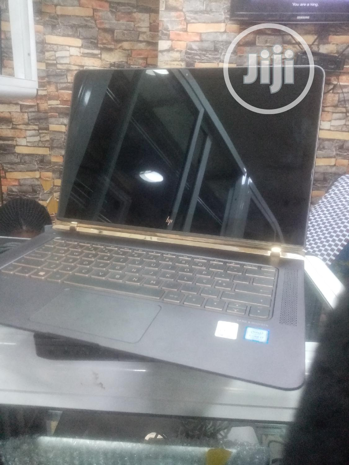 Laptop HP Spectra 13 8GB Intel Core i7 SSD 256GB   Laptops & Computers for sale in Ikeja, Lagos State, Nigeria