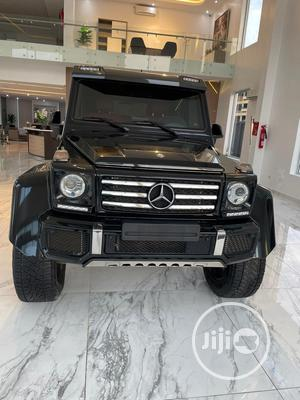 Mercedes-Benz G-Class 2017 Black | Cars for sale in Lagos State, Victoria Island