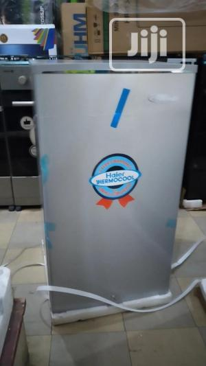Haier Thermocool Refrigerator HR-134MBS R6 SLV | Kitchen Appliances for sale in Oyo State, Ibadan