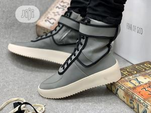 Fear Of God Sneakers Gray   Shoes for sale in Lagos State, Surulere