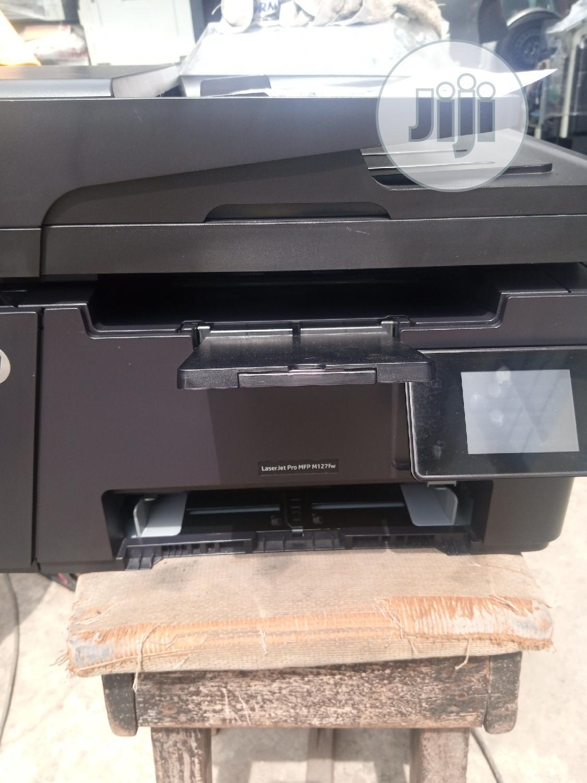 HP Laserjet Pro Mfp M127 3in1 Black And White