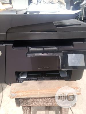 HP Laserjet Pro Mfp M127 3in1 Black And White | Printers & Scanners for sale in Lagos State, Surulere