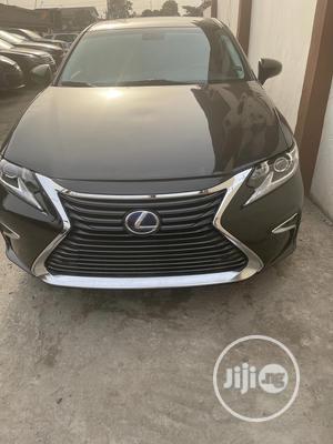 Lexus ES 2018 350 FWD Black | Cars for sale in Lagos State, Surulere