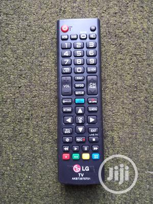 Lg Tv Led/Lcd Remote Control | Accessories & Supplies for Electronics for sale in Lagos State, Surulere