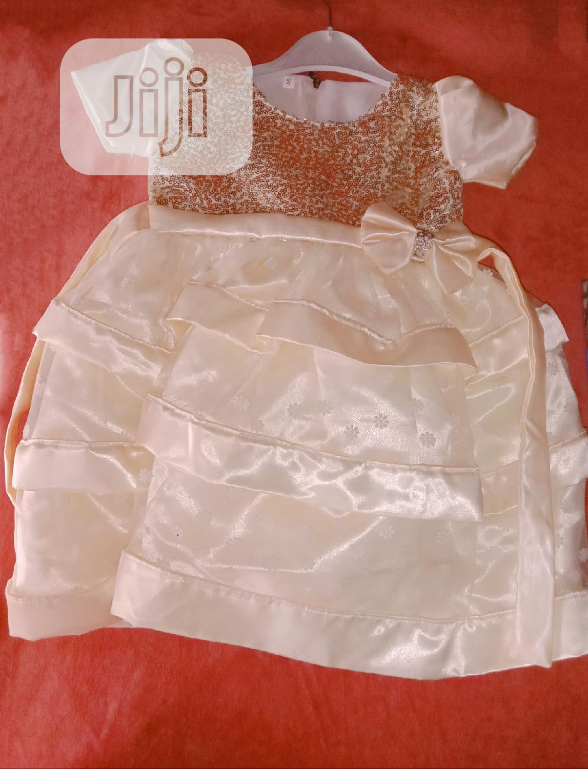 Baby Girl Ball Gown