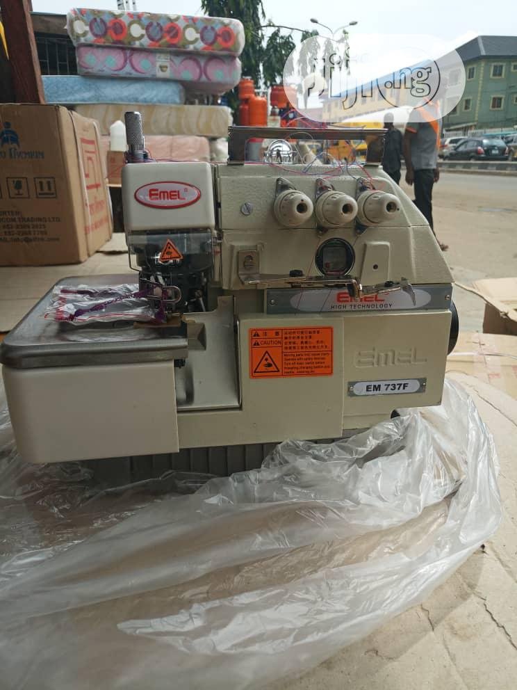 EMEL 3thread Industrial Overlock/Weaving Machine