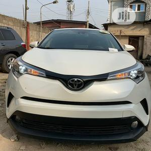 Toyota C-Hr 2018 White | Cars for sale in Lagos State, Isolo
