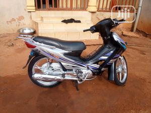 Daylong DL110-2 2017 Silver | Motorcycles & Scooters for sale in Edo State, Ekpoma