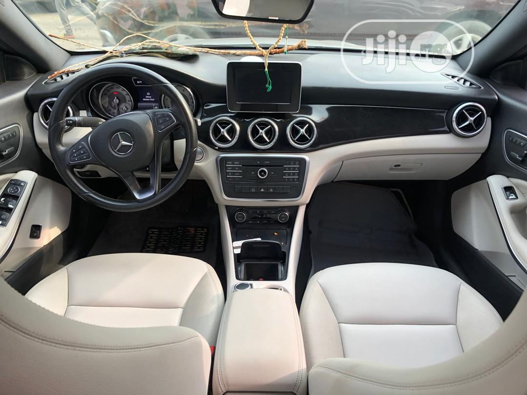 Mercedes-Benz CLA-Class 2015 Silver   Cars for sale in Ikeja, Lagos State, Nigeria