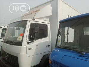 Mercedes Benz 814 Container Body Truck 20ft | Trucks & Trailers for sale in Lagos State, Apapa