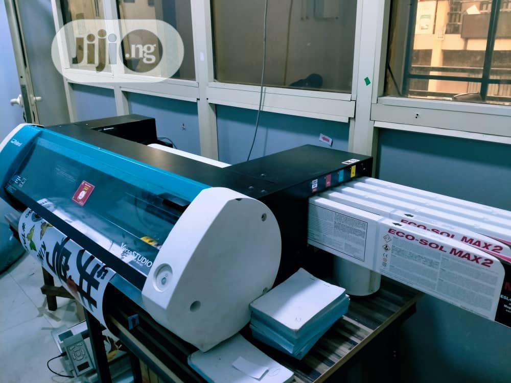 Archive: Bn20 Roland Printer