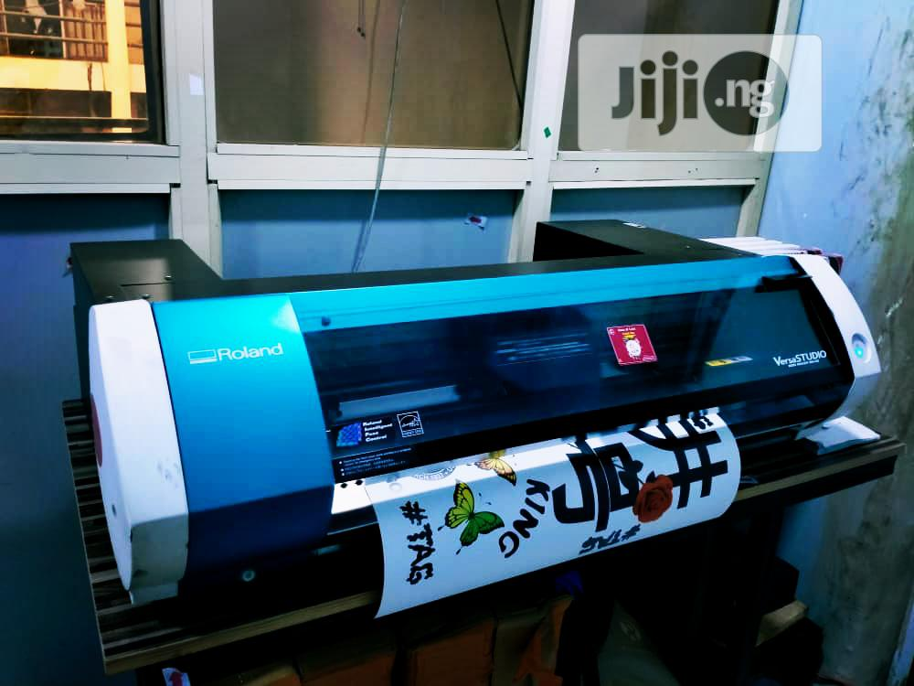Archive: Bn20 Roland Print Cut Machine