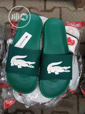 Akube Lacoste Slippers | Shoes for sale in Lagos State, Ikorodu
