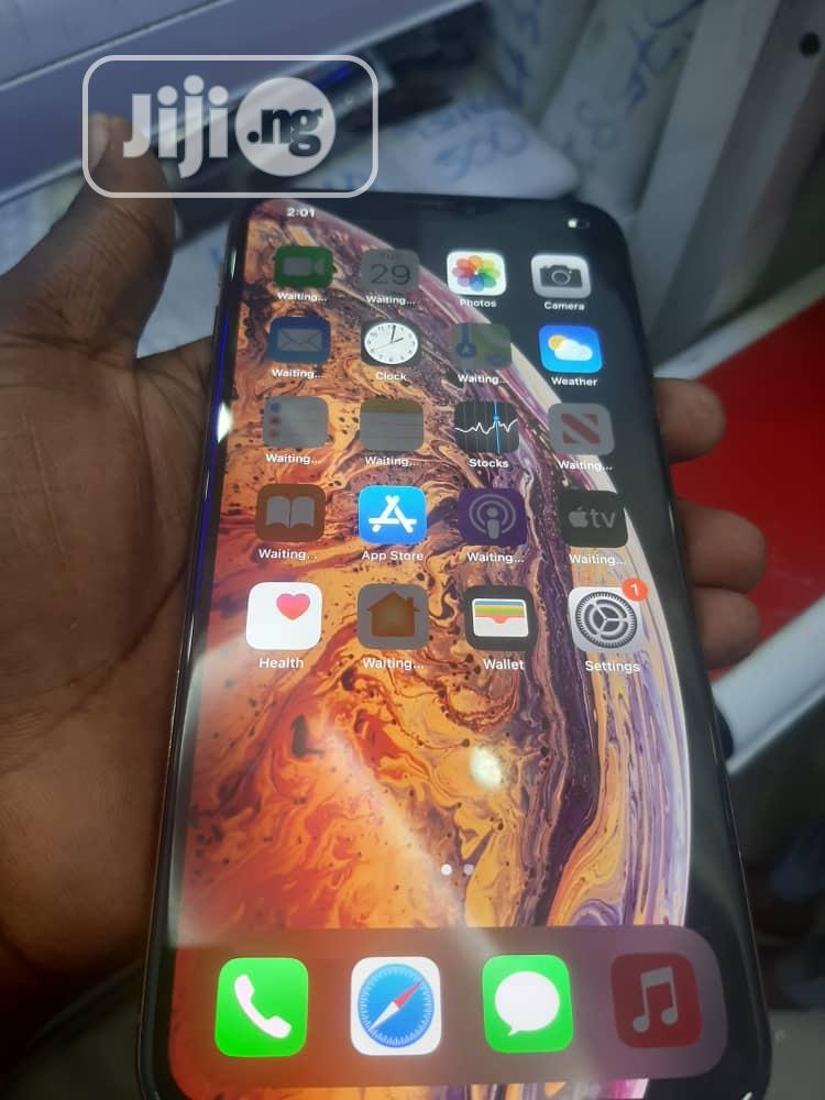 Apple iPhone XS Max 64 GB Gold   Mobile Phones for sale in Ikeja, Lagos State, Nigeria
