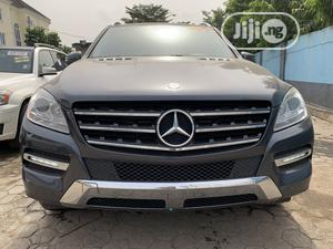 Mercedes-Benz M Class 2012 ML 350 4Matic Gray | Cars for sale in Lagos State, Ikeja